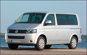 Alarmanlage VW T 5